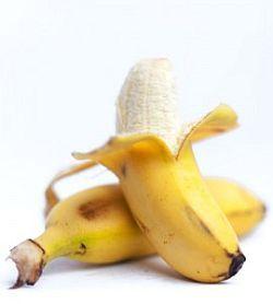 Crashdieet met bananen