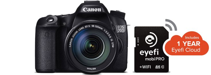 Eyfi Mobi Pro WiFi SD Card Will Make Your Old Camera More Connected! -  #cameras #eyefi #photography #sdcard #wifi