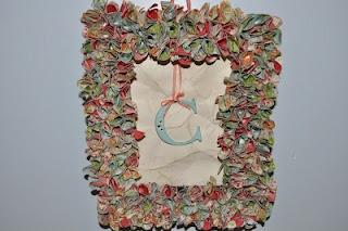 Frame or a wreath!: Wreaths Tutorials, Crafts Ideas, Arts Crafts Diy, Sales A Br Frames, Crafty Projects, Paper Crafts, Art Crafts Diy, Wreaths Mania, Crafty Ideas