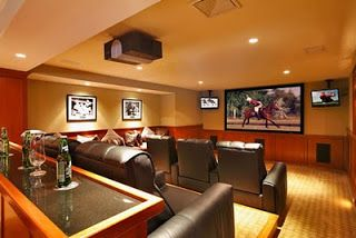Home Movie Theater.