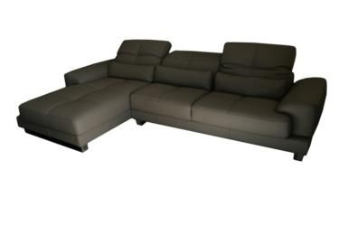Napoli 3 Seater Chaise Sofa (many colours available