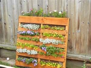 Pallet garden design garden decorating before and after garden designs| http://garden-design-7066.blogspot.com