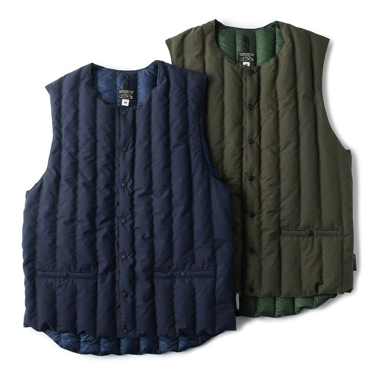 """Six Month DOWN """"DICROS"""" Vest 