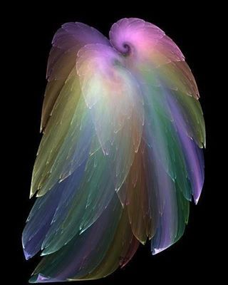 """""""If instead of a gem, or even a flower, we should cast the gift of a loving thought into the heart of a friend, that would be giving as the angels give."""" Archangel 7 Rays energy"""