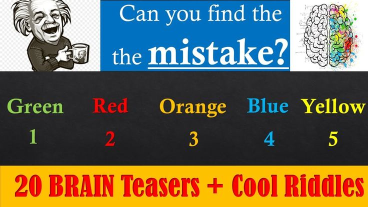 Pin on BRAIN GAMES Teasers and Riddles