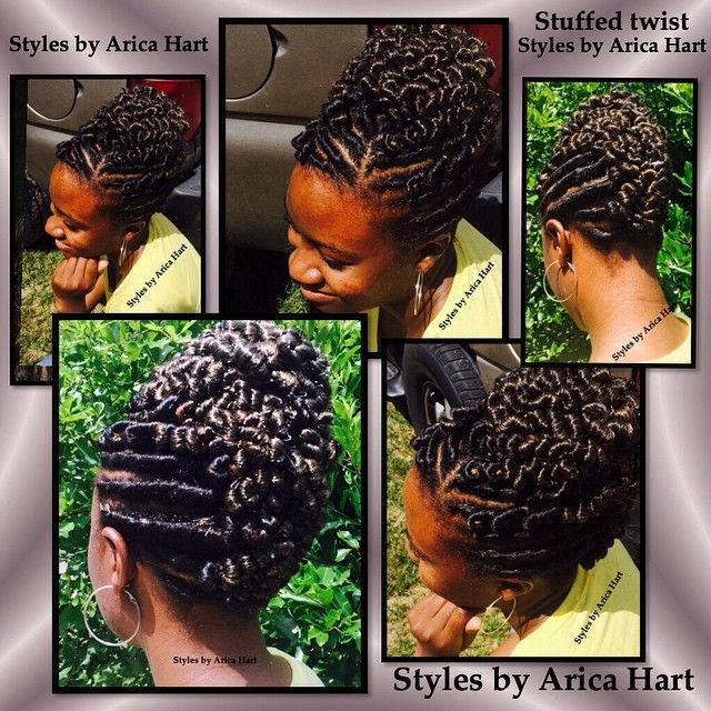 Stuffed Twist Hairstyles Follow Quot Styles By Arica Hart