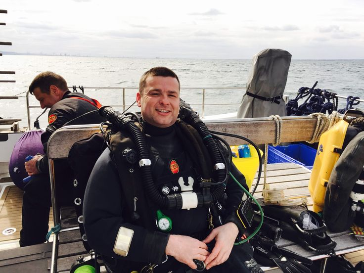 Deceased diver identified as one of England's best  HIDE CAPTION Steven Slater, 46, of Gateshead, England, died Monday while scuba diving on the Andrea Doria shipwreck 60 nautical miles southeast of Nantucket. [Courtesy of Mark Dixon]