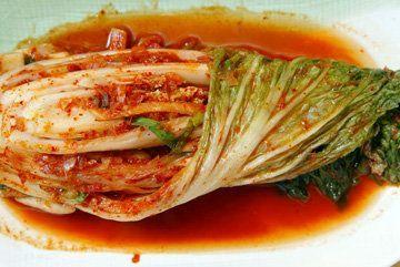 Кимчи-корейская кухня