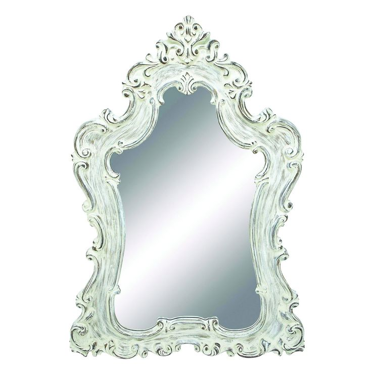 Benzara Traditional Wall Mirror - 44W x 68H in. - 53960