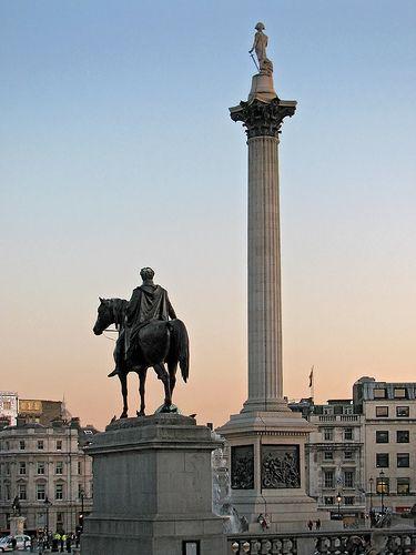 Nelson's Column, Trafalgar Square, London | Flickr – Chia sẻ ảnh!
