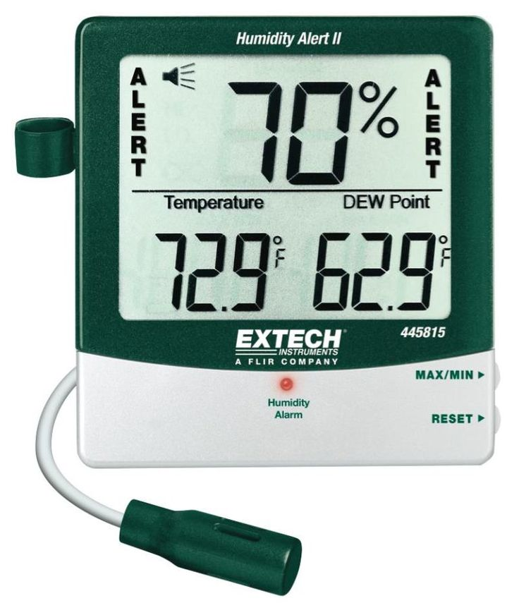 A Humidity Meter is a simple device to measure the humidity