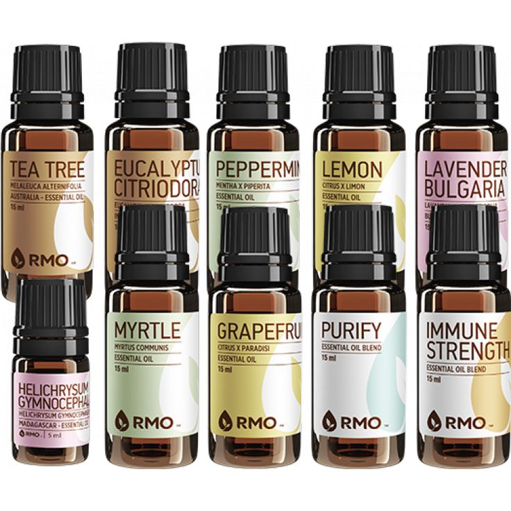 All rocky mountain essential oils! Get our best and most useful essential oils for moms in one kit!