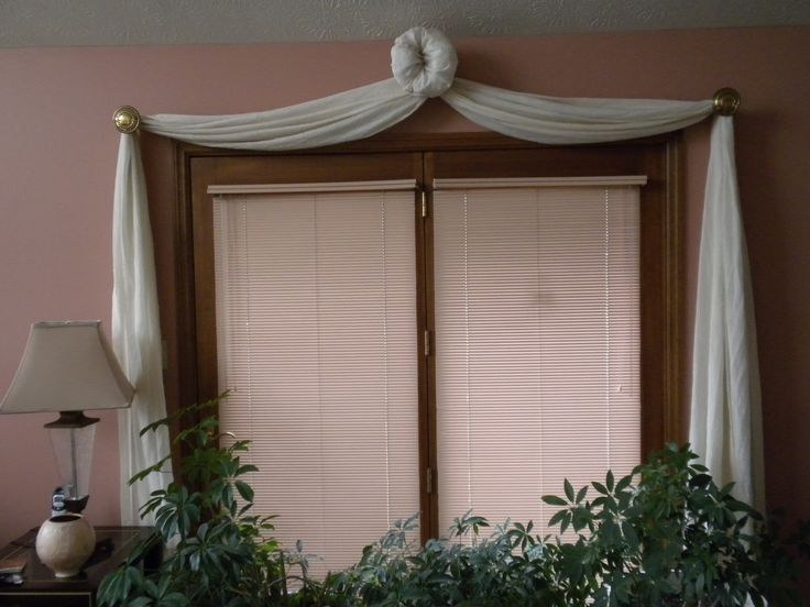324 Best Images About Window Treatment 39 S On Pinterest Curtains Drapes Arched Window