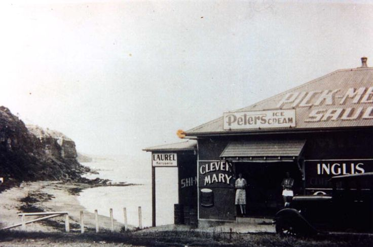 The Beach Shop at Coalcliff, NSW