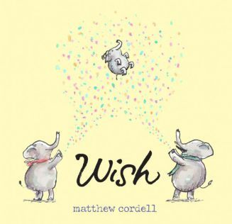 Wish is a beautiful, powerful book for parents whose journey to parenthood didn't go as they planned, but eventually resulted in the joyful arrival of their child.