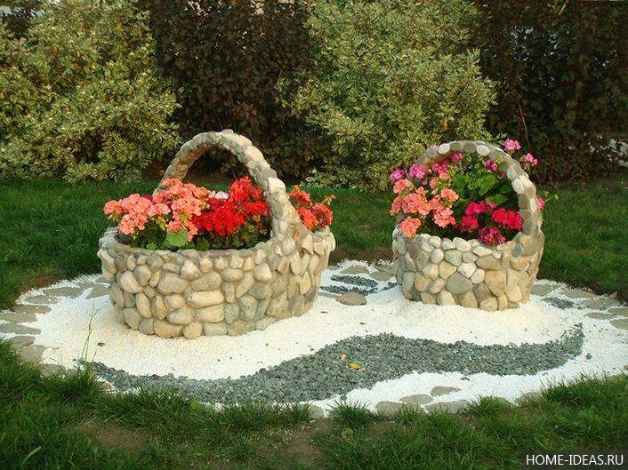 Ищите красивые идеи, чтобы украсить сад своими руками? Подборка разнообразных идей для сада — клумбы, кормушки для птиц, садовые фигурки!