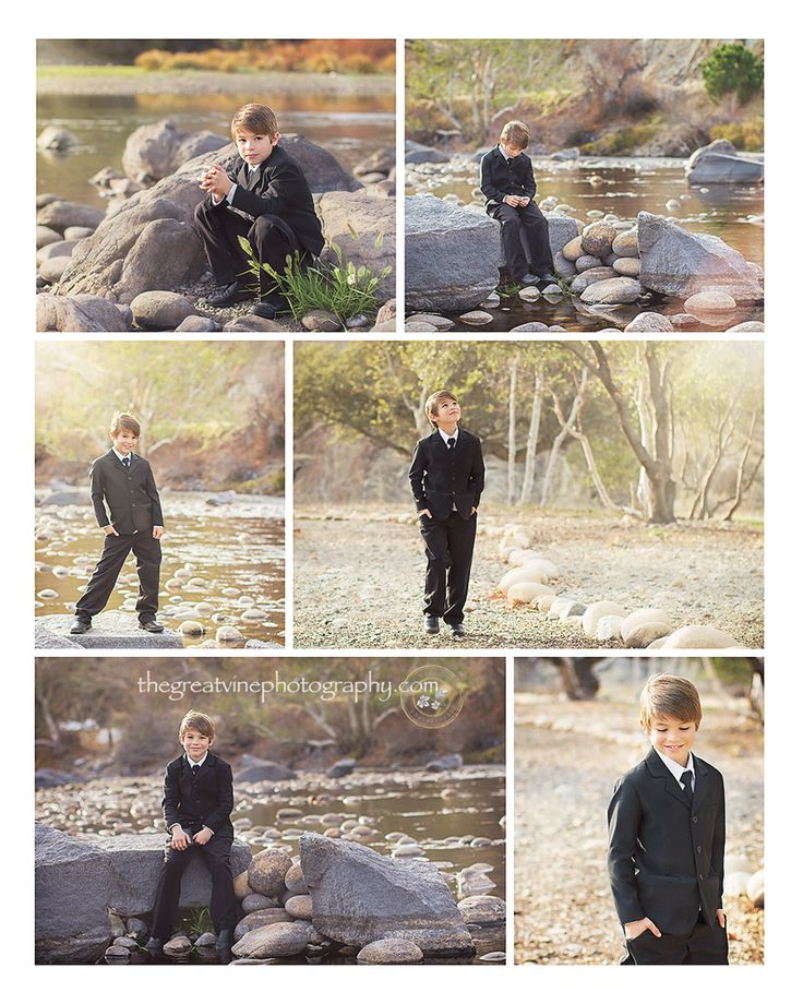 Boys First Communion Pictures
