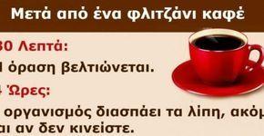 Δείτε ΤΙ Παθαίνει το Σώμα μας ΚΑΘΕ φορά που Πίνουμε ένα Φλιτζάνι Καφέ! Θα εκπλαγείτε!: http://biologikaorganikaproionta.com/health/245949/