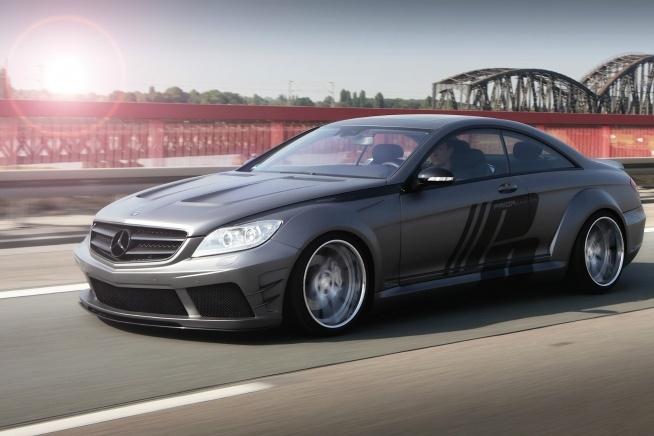 2012 Prior Design Mercedes-Benz CL Black Edition Widebody