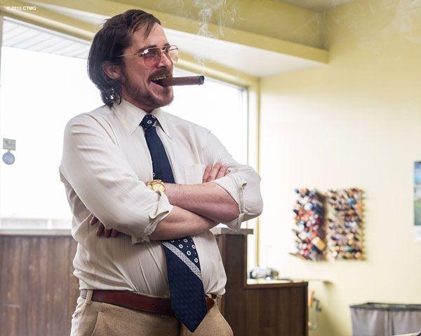 american hustle Christian Bale