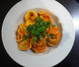 """Rezept Pastasoße """"Formaggio rosso"""" von jessie911 - Rezept der Kategorie Saucen/Dips/Brotaufstriche"""