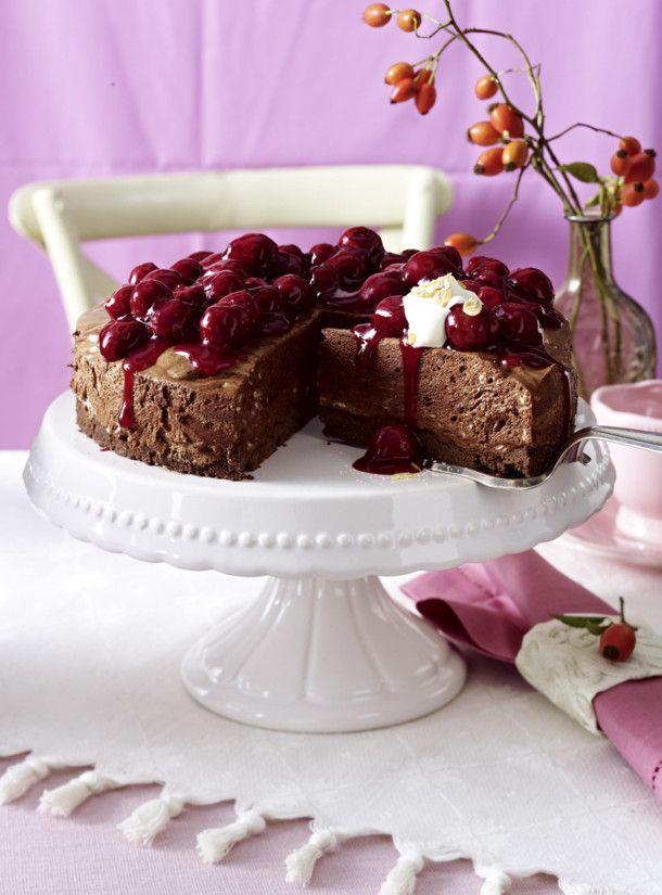 Unser beliebtes Rezept für Luftige Mousse-au-Chocolat-Torte und mehr als 55.000 weitere kostenlose Rezepte auf LECKER.de.