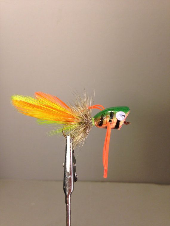 17 best images about fly fishing things on pinterest the for Fly fishing poppers