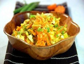 Resep Masakan: Orak Arik Sayur | Membuat orak arik sayuran bisa menjadi salah satu pilihan makanan yang cepat disajikan untuk keluarga SIS. Selain cepat dimasak, Orak Arik Sayuran ini juga sangat sehat.