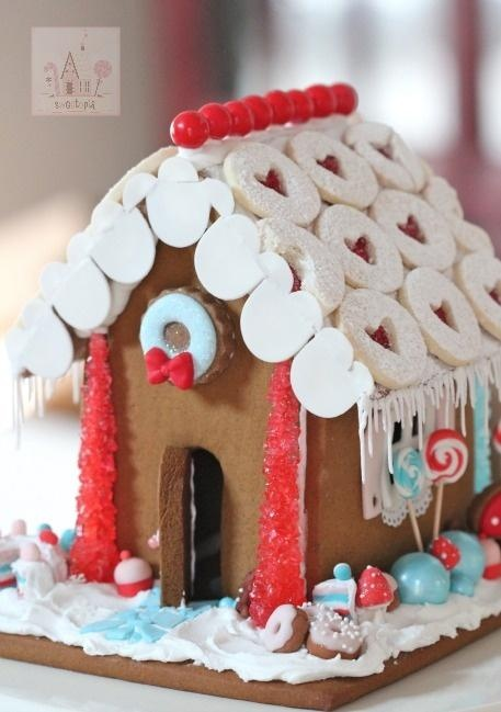 Sweetopia Gingerbread House