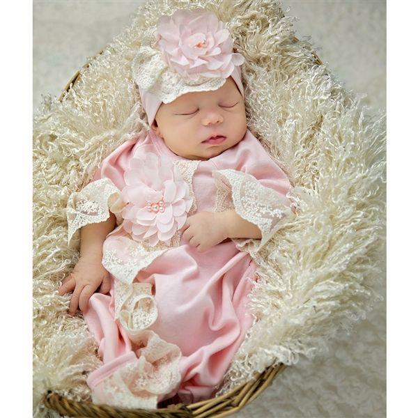 Haute baby gold dress