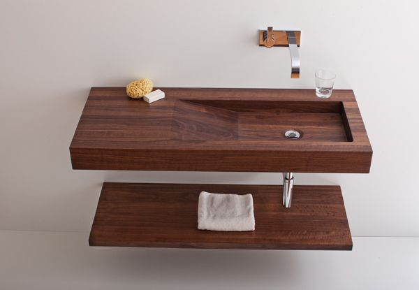 The beauty of wood | Bathroom | Features | SuperyachtDesign