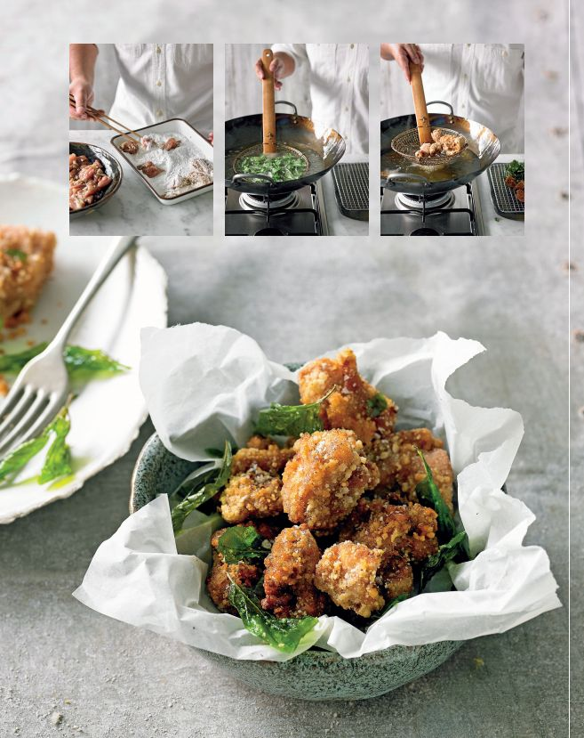 Adam Liaw Zen Kitchen Recipes