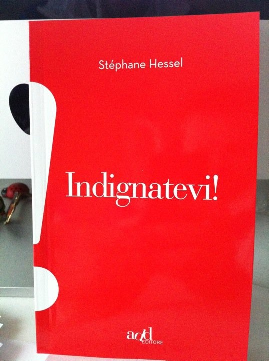 Stephane Hessel, Indignatevi!