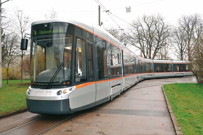 #Bombardier suministrará seis #tranvías adicionales a la ciudad austriaca de Linz #Flexity #railway #igthrail #rollingstock