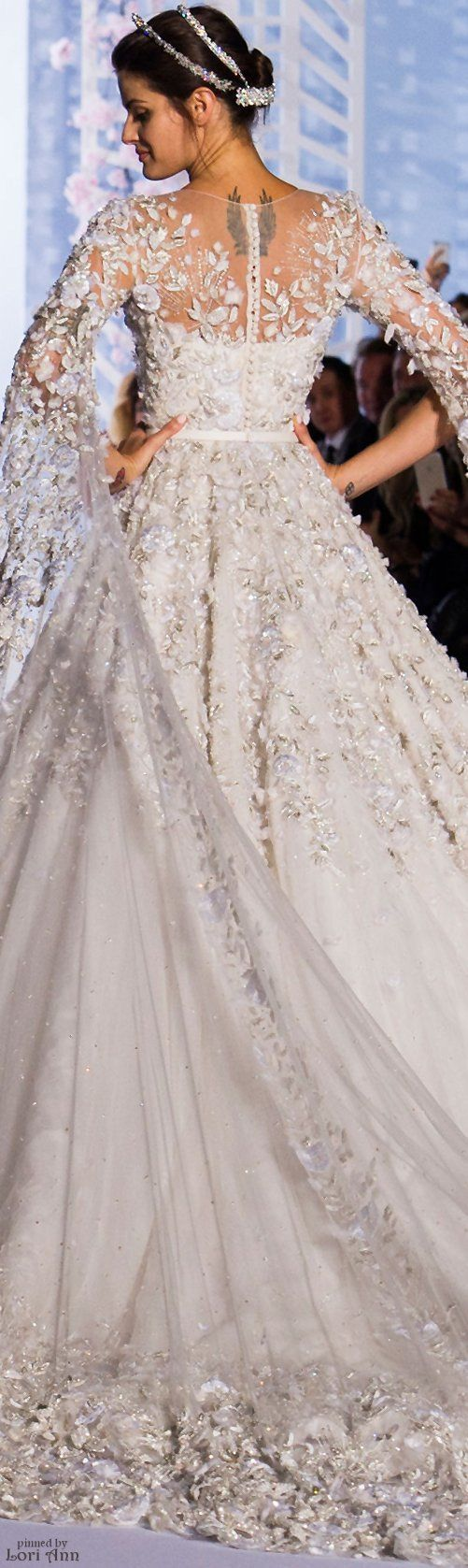 Ralph russo couture spring 2016 coupon code nicesup123 for Ralph and russo wedding dress
