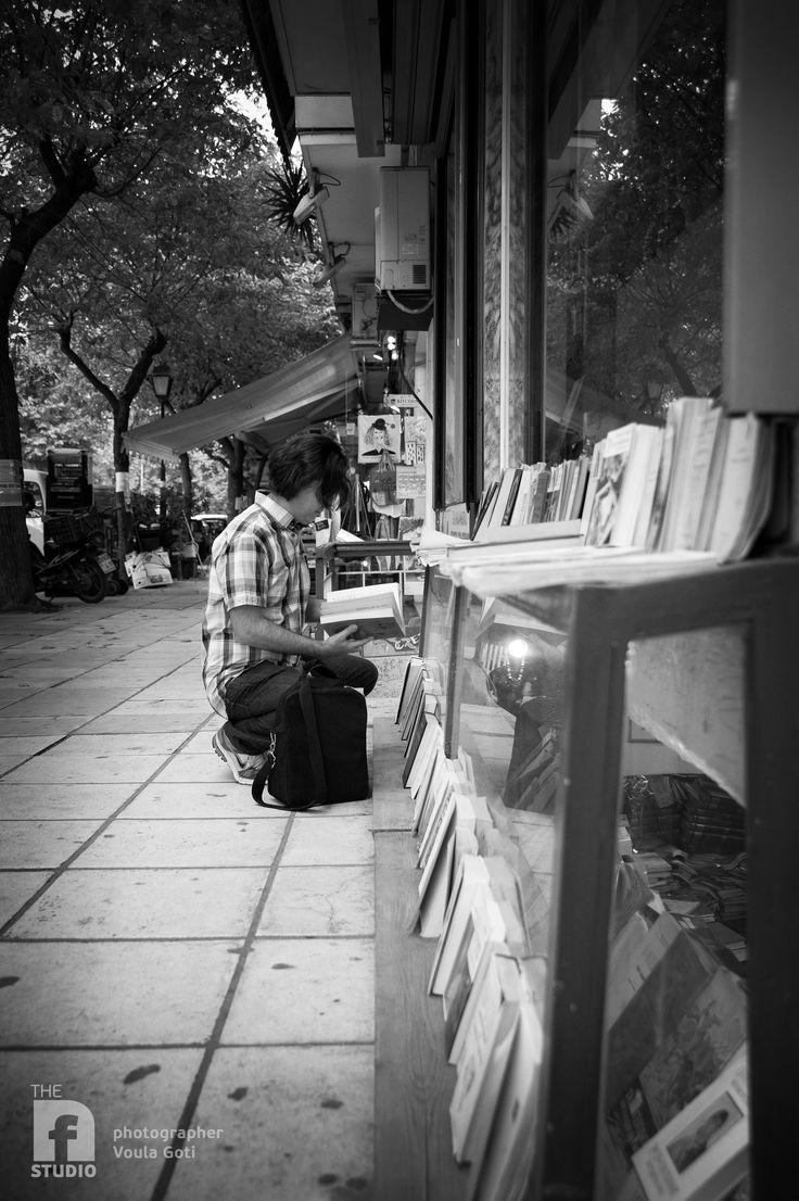 #Thessaloniki #street #books