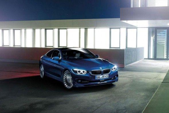 Alpina B4 BiTurbo Coupe, anticipando al nuevo BMW M3 - http://www.motoradictos.com/marcas/bmw/alpina-b4-biturbo-coupe-anticipando-al-nuevo-bmw-m3 Alpina, Alpina B4 BiTurbo Coupe, BMW Serie 4