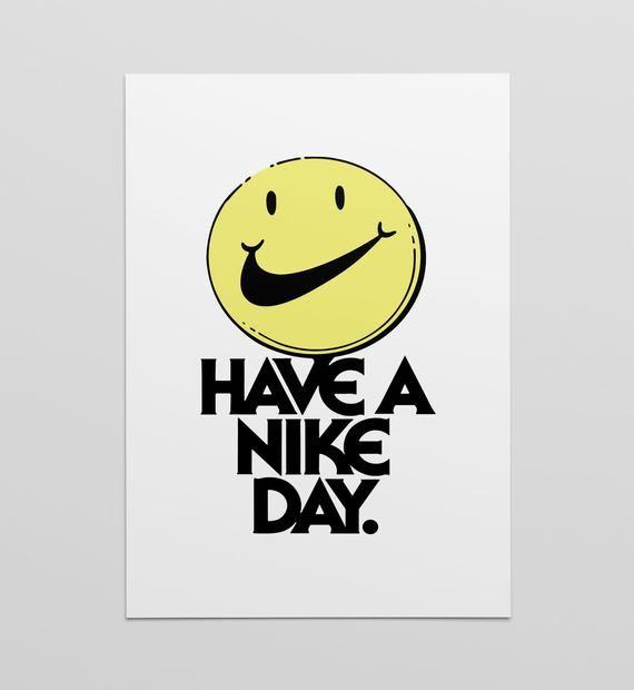 Nike Day Vintage Kaws A4 A3 A2 Limited