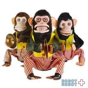 見ざる聞かざる言わざる Three Wise Cymbal Monkeys トイストーリー シンバルモンキー 見張り猿