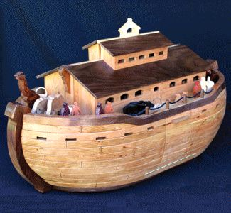 Wooden Handmade Noah S Ark I Ve Been Dreaming Of