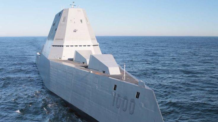 De hoogste officier van de grootste torpedobootjager die ooit voor de Amerikaanse marine is gebouwd, is kapitein James Kirk.