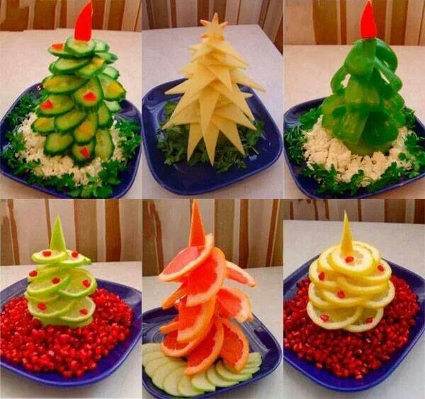 Para decorar tu mesa navide a con estos platos - Decoracion de platos ...