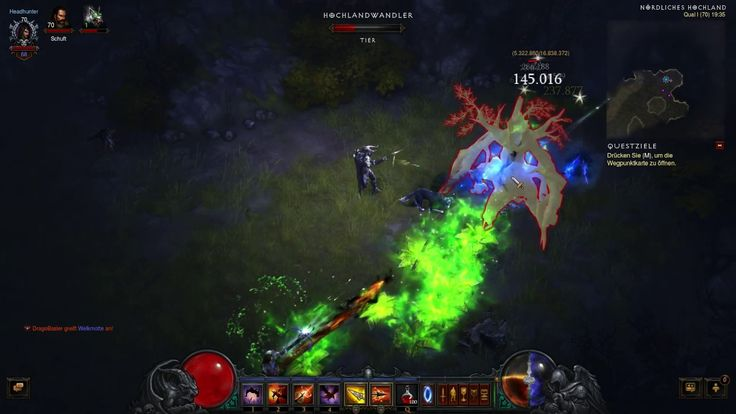 (PTR BETA 2.1.0) Let's Play Diablo 3 Reaper of Souls Part 56 (Challenge) (Interaktiv) (Deutsch)!