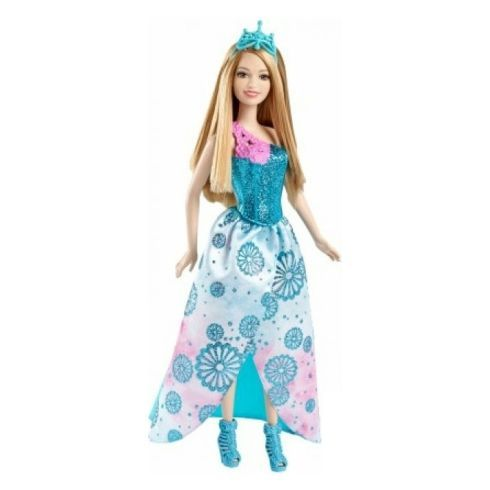 Papusa Barbie - Printesa Summer Blue