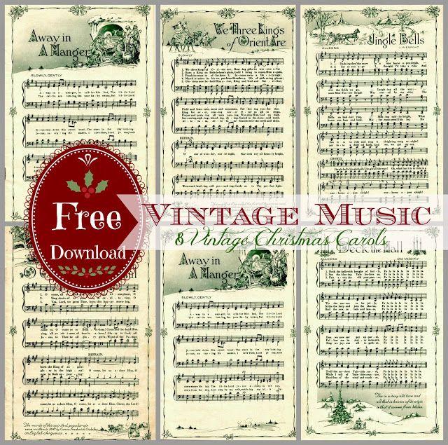 free downloadable christmas music