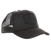 Deus Ex Machina Baylands Trucker Cap - Black