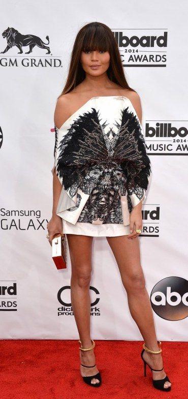 Chrissy Teigen in Fyodor Golan - 2014 Billboard Music Awards