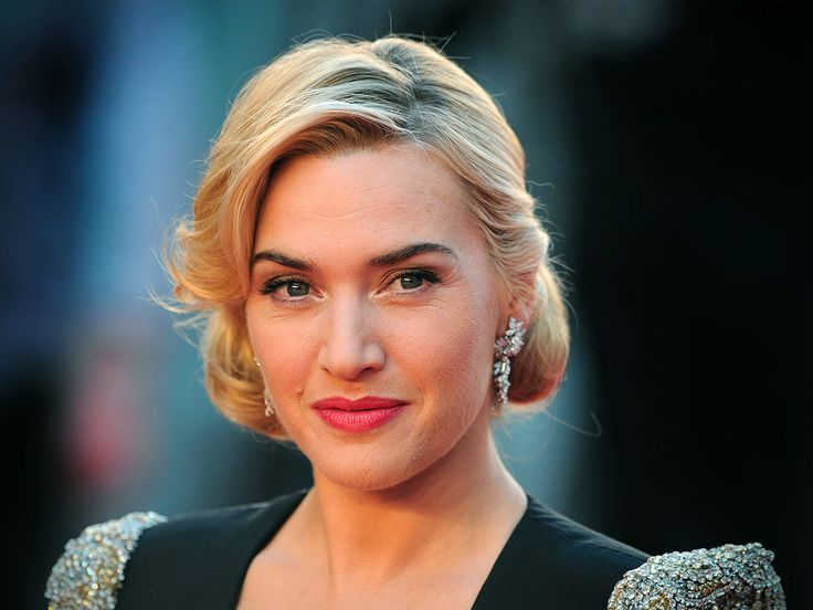 Kate Winslet Recalls Being Bullied As a Kid : People.com