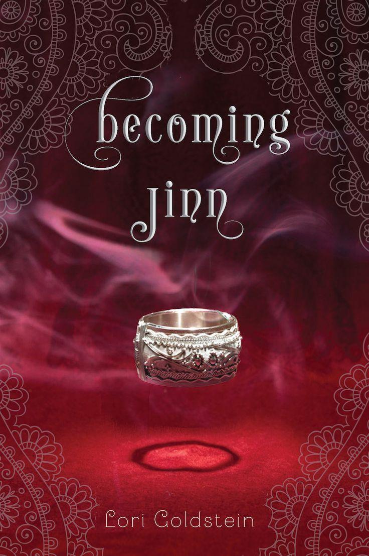 Cover Reveal: Becoming Jinn (becoming Jinn #1) By Lori Goldstein On