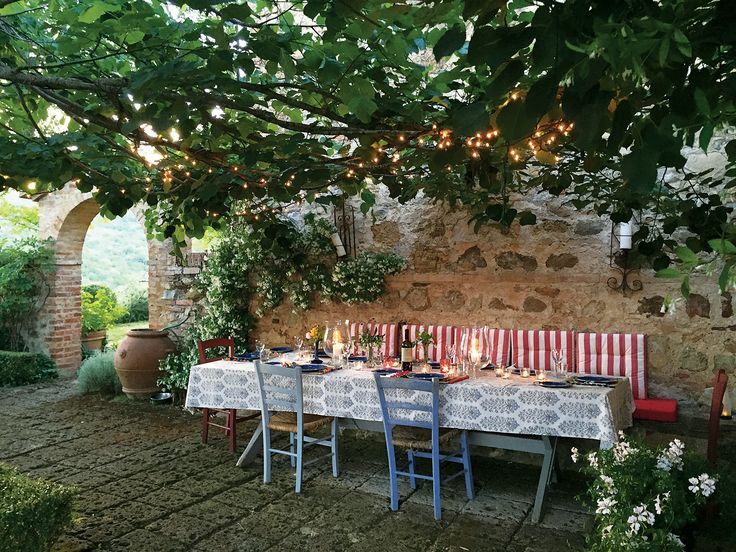 1000 Images About Tuscan Garden Inspiration On Pinterest